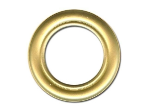 Washer for diameter 16mm golden brass