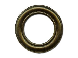 Washer for diameter 5/6mm old gold brass
