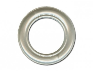 Washer for diameter 4mm nickel-plated brass