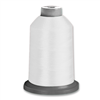 Polyester thread 120 5,000m cone (White)