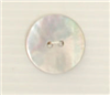 2-hole button (Mother-of-pearl - Natural - 20mm)