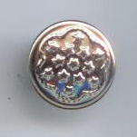 Jeans button (17mm - Nickel-plated - Steel)