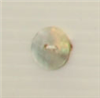 2-hole button (Mother-of-pearl - Natural - 9mm)