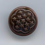Jeans button (17mm - Bronze - Steel)