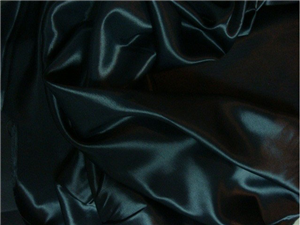 Lining satin acetate 140cm black